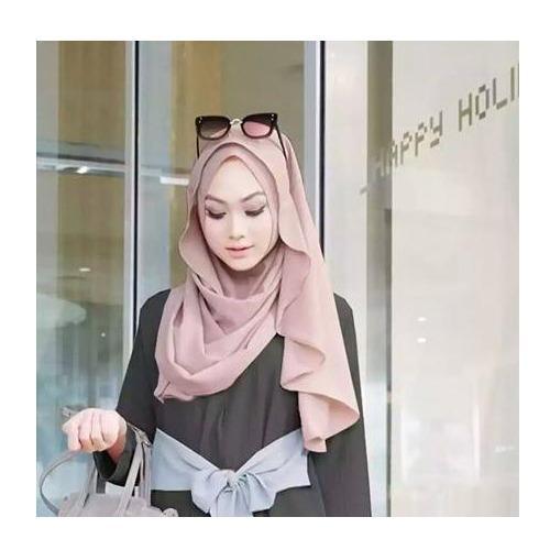 Pashmina Instant Belle Jilbab instan hijab langsung pakai OSI