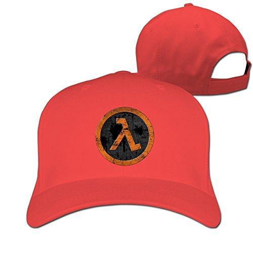 Half-Life Greenlight Collection Unisex Flat Trucker Hats Cool Cap