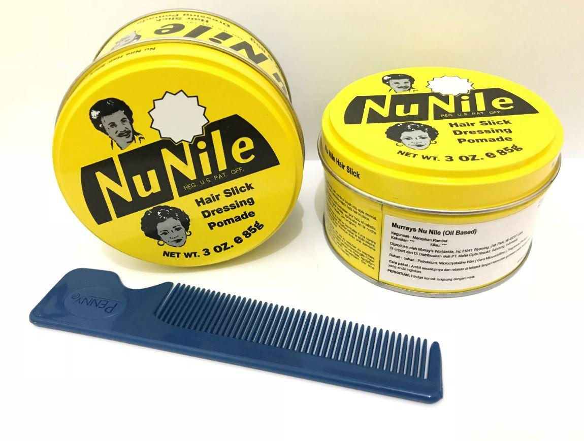 Buy Sell Cheapest Barbers Pomade 3 Best Quality Product Deals Murray Nunile Murrays Nu Nile Oz 85 Gram Free Sisir Saku Sudah Terdaftar Bpom