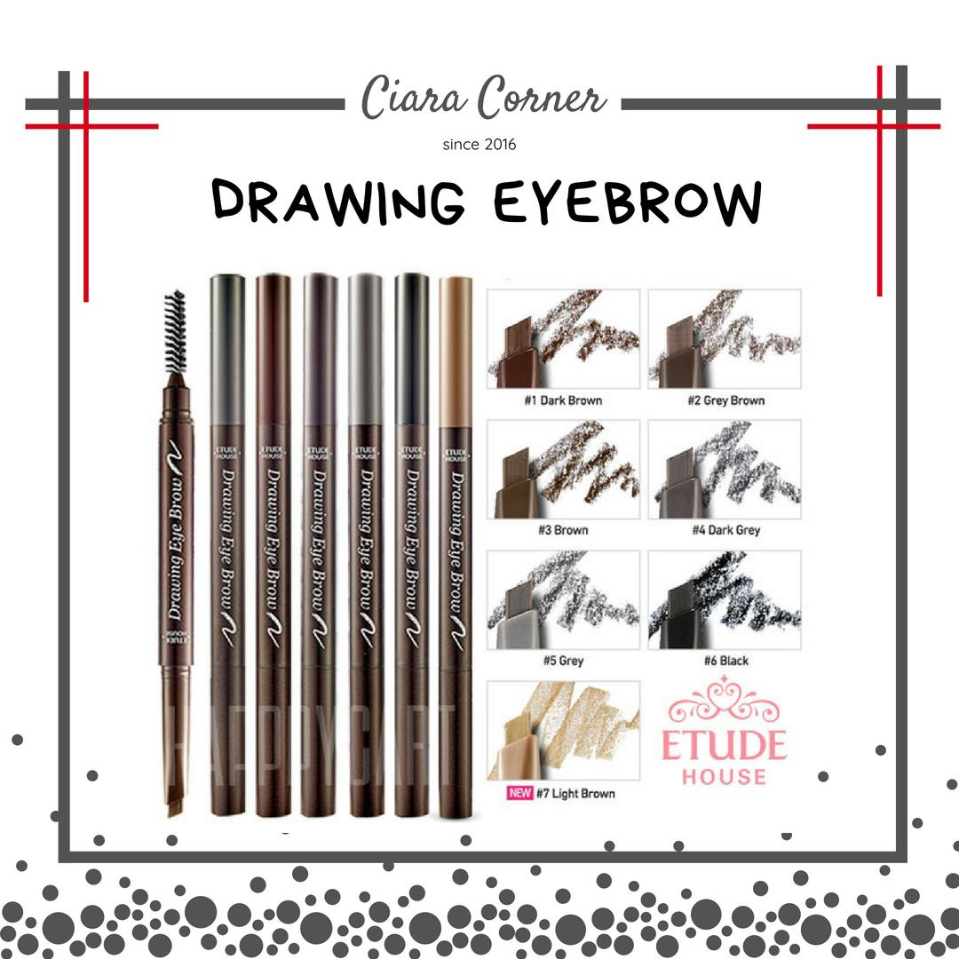 Buy Sell Cheapest New Etude House Best Quality Product Deals Drawing Eyebrow