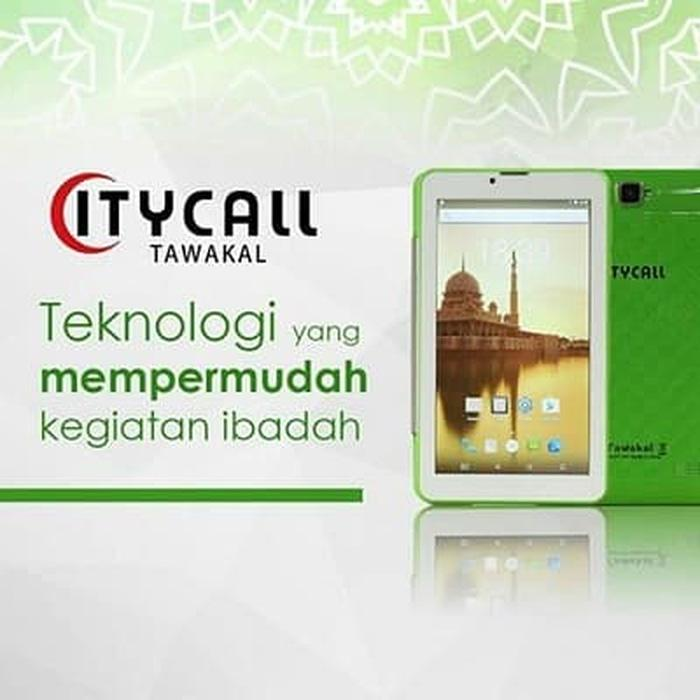 Tablet Citycall Tawakal LCD 7inch RAM 2GB Internal 16GB