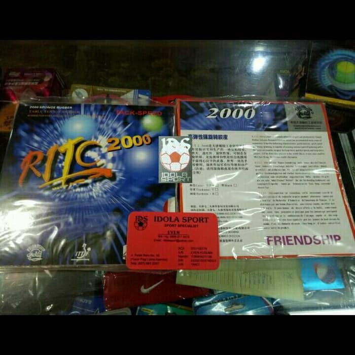 HOT PROMO!!! karet bad / bet / bat pingpong friendship ritc 2000 attack - 8kYGnq