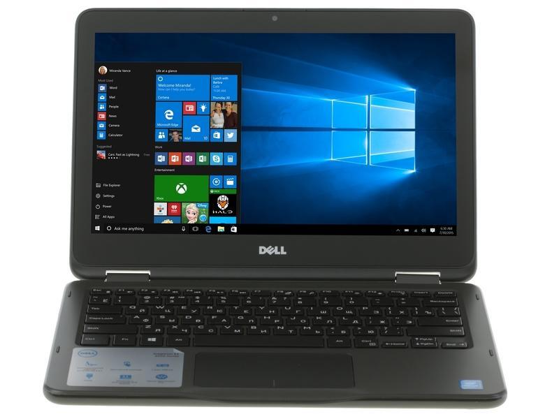 Dell Inspiron 11 3168 X360 - N3710 - 4GB - 500GB - Win10 - 11.6