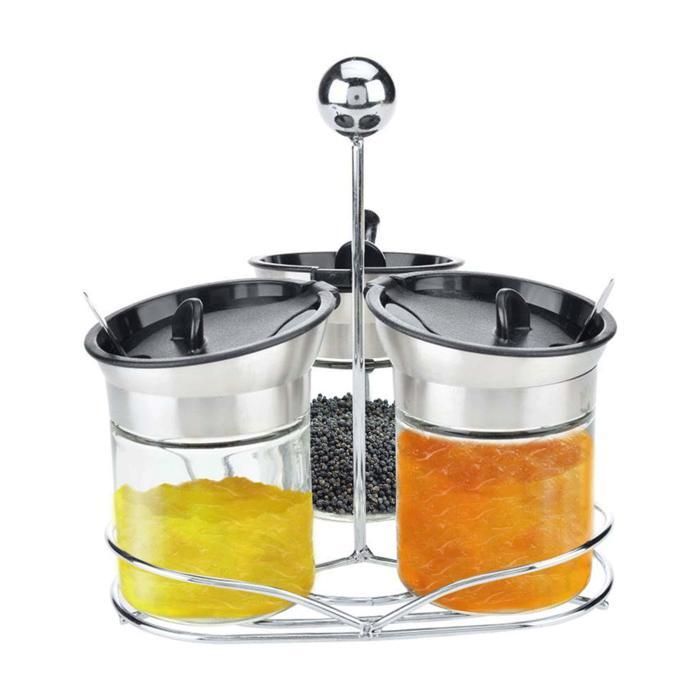 Promo Terbatas!! Oxone Jam Jar Set - Ox327 - ready stock