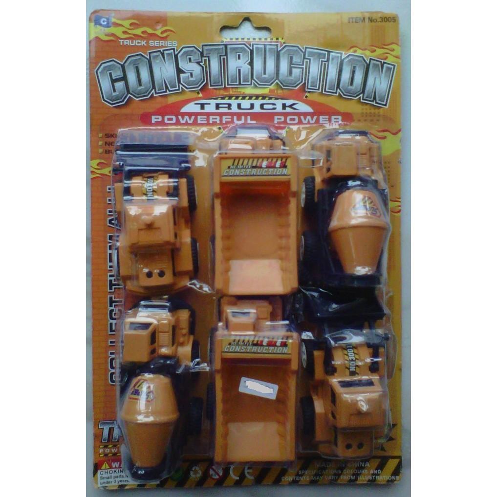 Mainan Mobil Kontruksi Truk Series – Ljaecc
