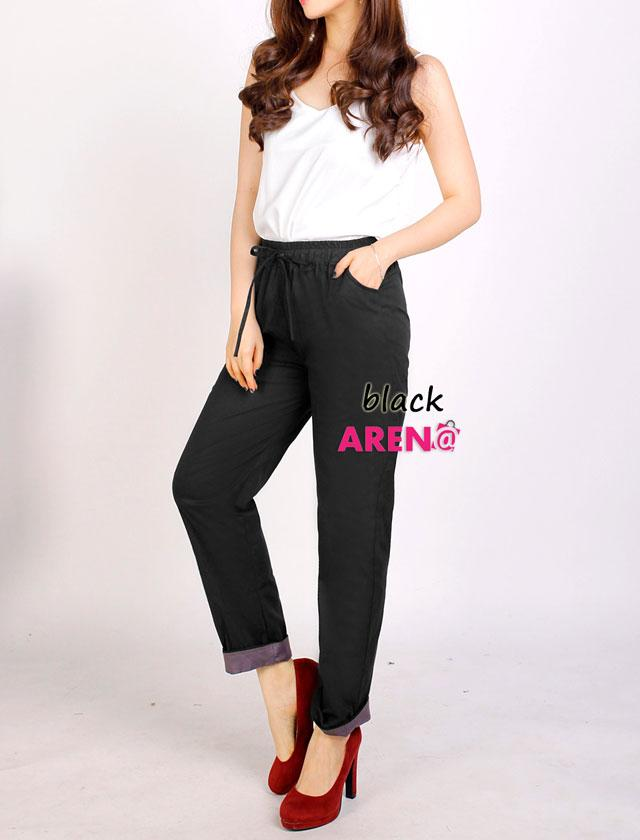 Arena Belanja Plus Size Women Stick Pants By Arenabelanja.