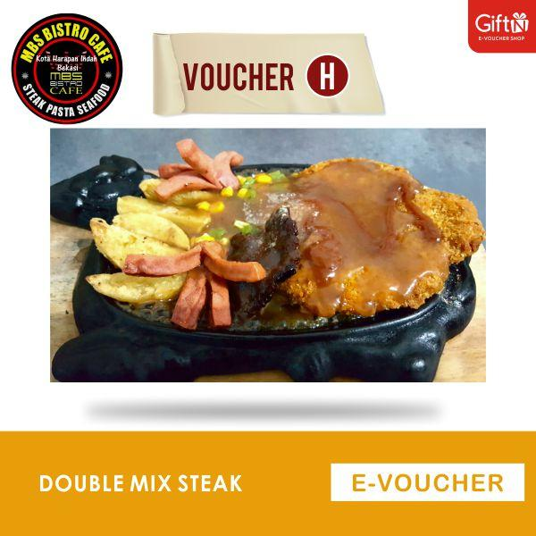 Mbs Bistro Double Mix Steak By Giftn.