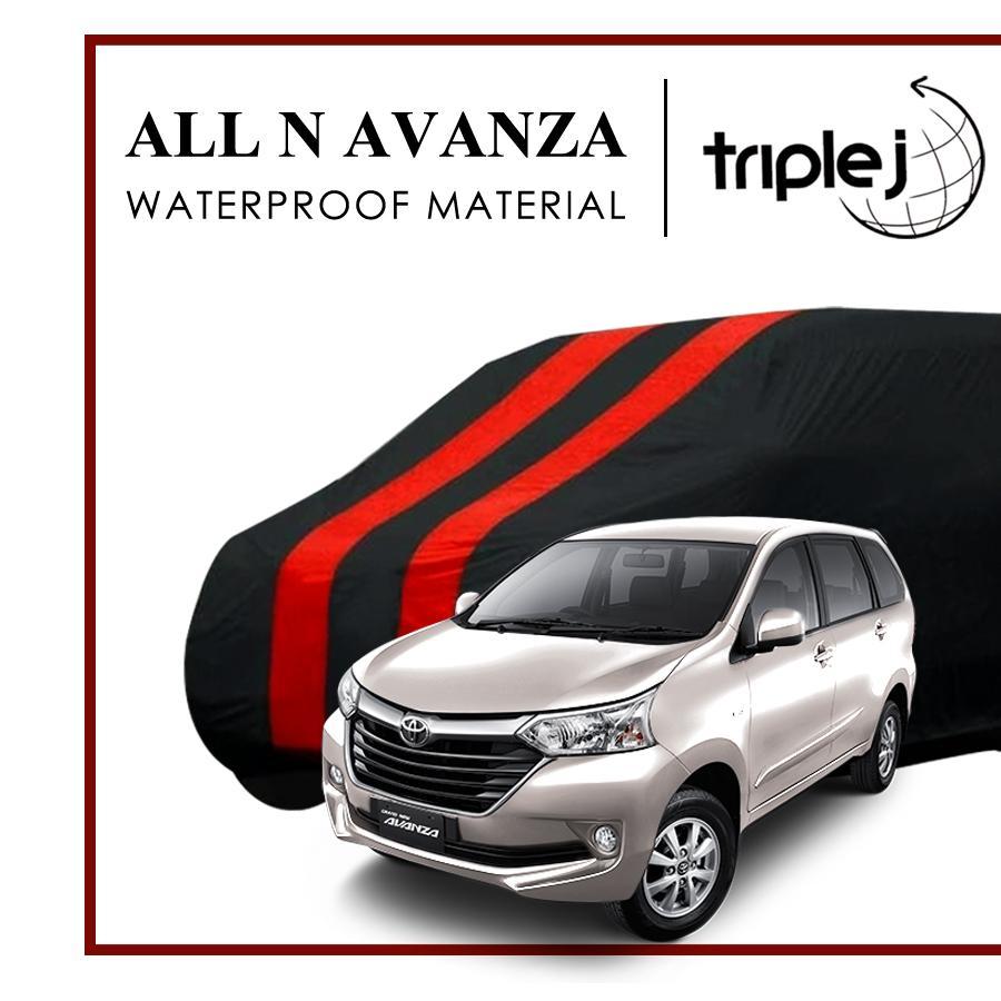 Sarung Mobil Toyota Avanza Waterproof - Cover Mobil Avanza PREMIUM