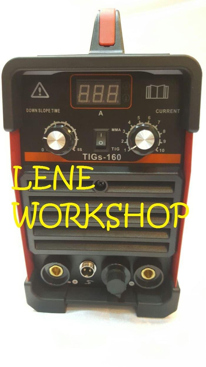 Promo Mesin Las Argon Redbo TIG 160 A - Mesin TIG 160A - Mesin Las Inverter Original