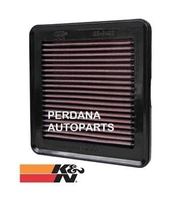 Filter Udara Honda Jazz RS Freed Brio Mobilio - K&N 242