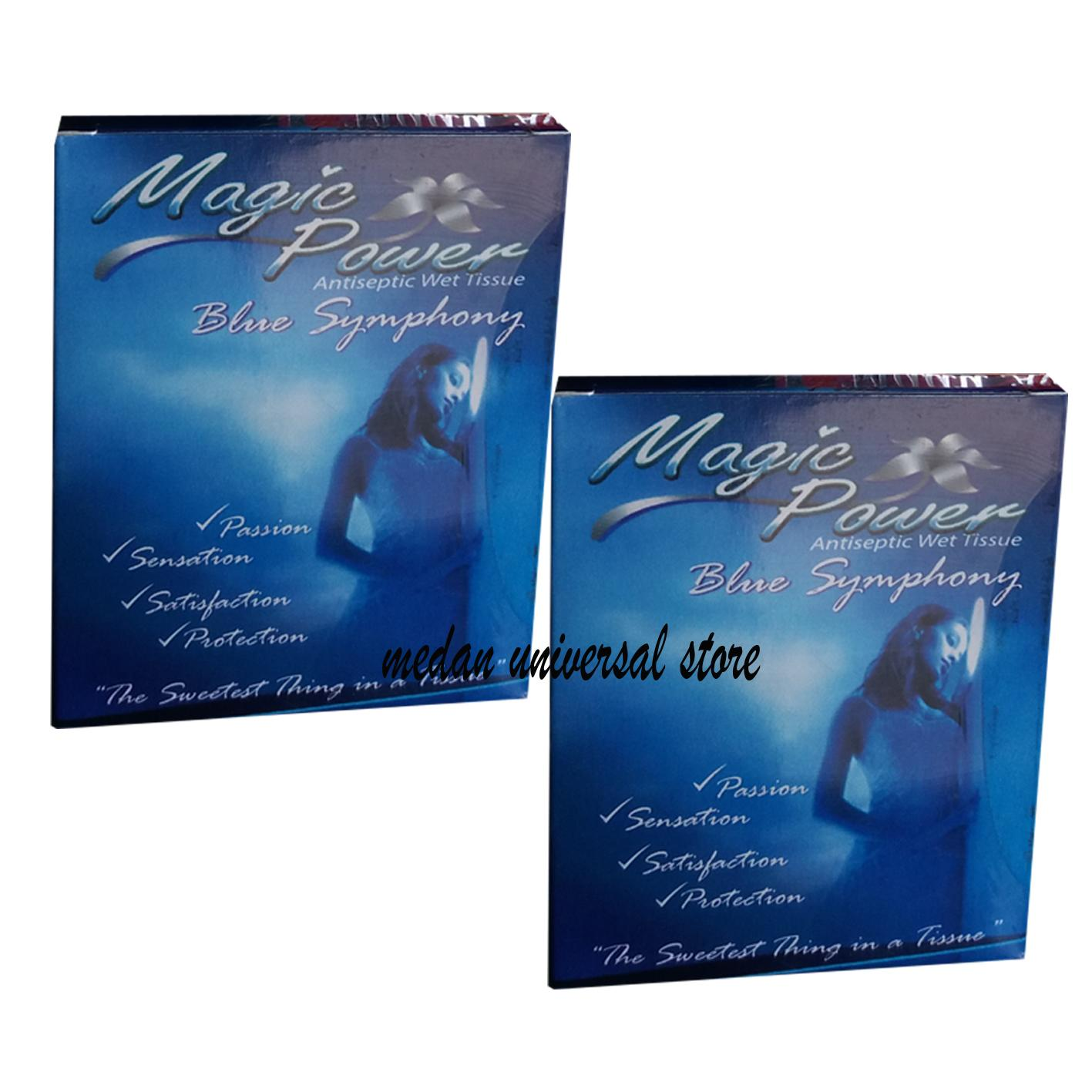 Buy Sell Cheapest Tisu Tissue Magic Best Quality Product Deals Peineili Premium Untuk Pria Delay Power 2 Pack
