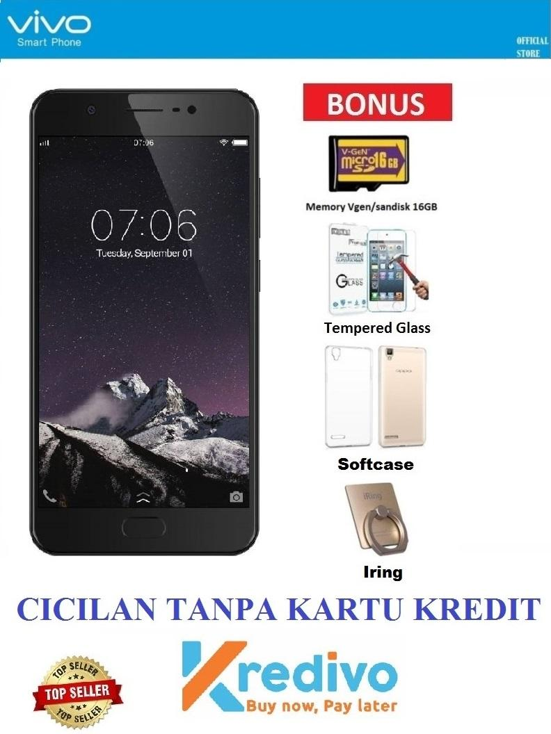 Vivo Y69 Ram 3/32GB - Fingerprint Phone Termurah - Free 4 Acc