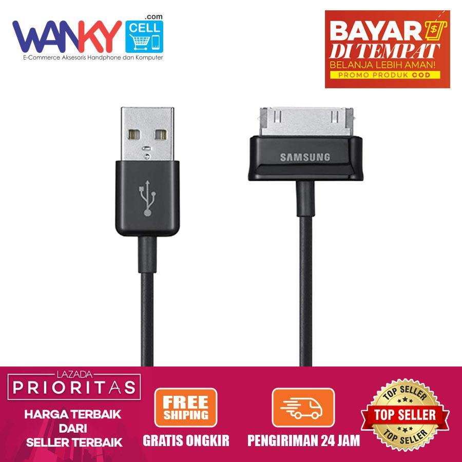 Wanky Kabel Data Tab USB For Samsung Galaxy Tab - Hitam