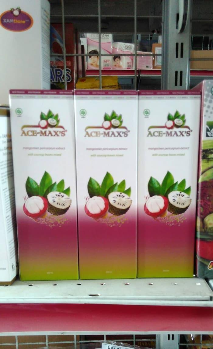 Buy Sell Cheapest Ace Maxs Acemaxs Best Quality Product Deals Acemax Original Promo 100 Ori Ekstrak Kulit Manggis
