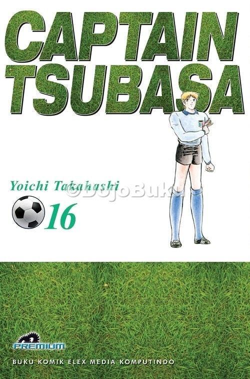 Komik Seri : Captain Tsubasa Premium Edition ( Yoichi T