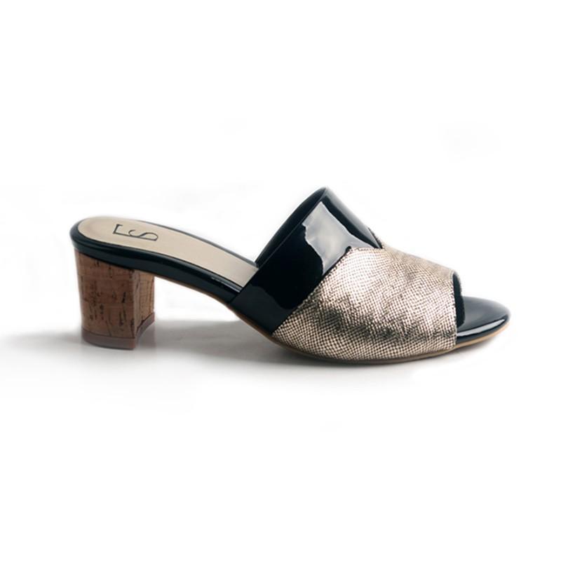 Aylani Heels Black/ Sepatu Wanita Heels Hak Tahu / Heels Tahu Wanita Terbaik / Wedding