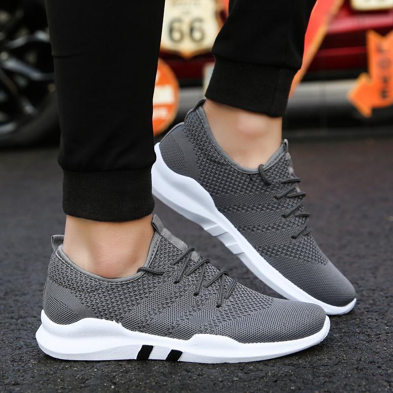 Baru Dan Fashion Sepatu Olahraga Pria Menjalankan Sepatu Luar Sepatu Berjalan Sepatu Kasual New and Fashion Men's Sports Shoes Running Shoes Outdoor Walking Shoes Casual Shoes