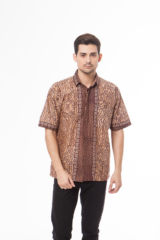 Batik Trusmi Kemeja MM KM 0ee1c5ec27