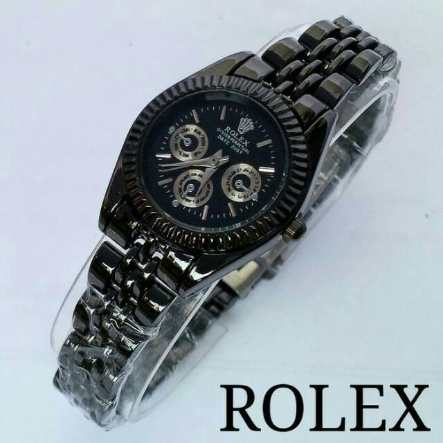 DcStore - PUSAT GROSIR JAM TANGAN WANITA / JAM TANGAN ROLEX / jam tangan wanita /