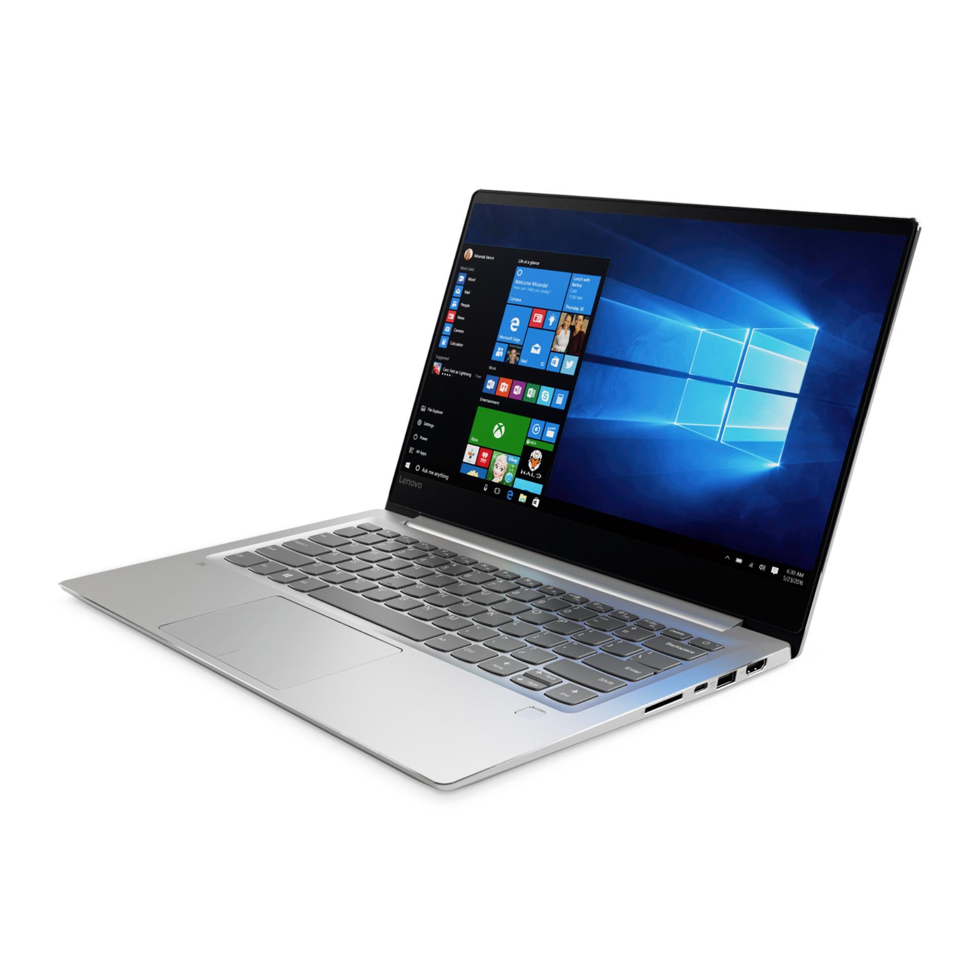 Lenovo Ideapad 720S-13ARR-41ID Gray  AMD RYZEN™ 7 2700U - 8GB - 512GB SSD - 13 inch - Win10 - 2Yr