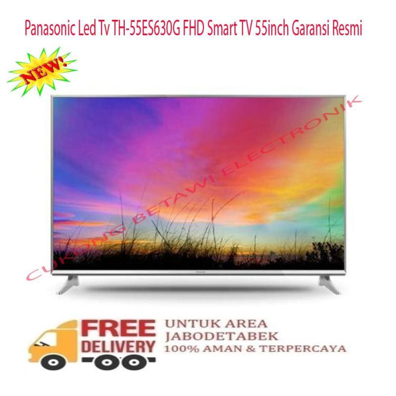 Panasonic Led Tv TH-55ES630G FHD Smart TV 55inch Garansi Resmi-KHUSUS JABODETABEK