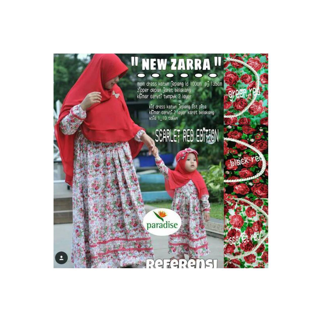 New zarra couple ibu n anak usia 6-10th