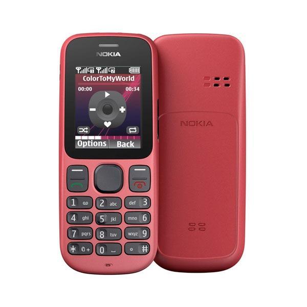 Nokia 100 Layar Warna Model Jadul Refurbished