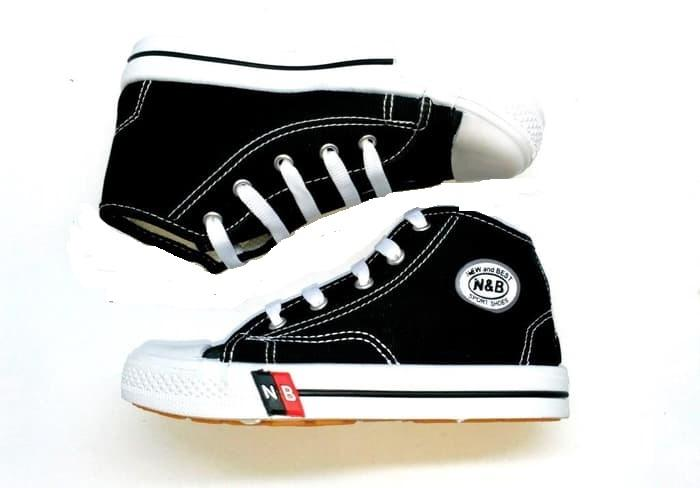 Azljaya - Sepatu Seragam Sekolah NB HI Sol Gum ( Clasick ) 36-40
