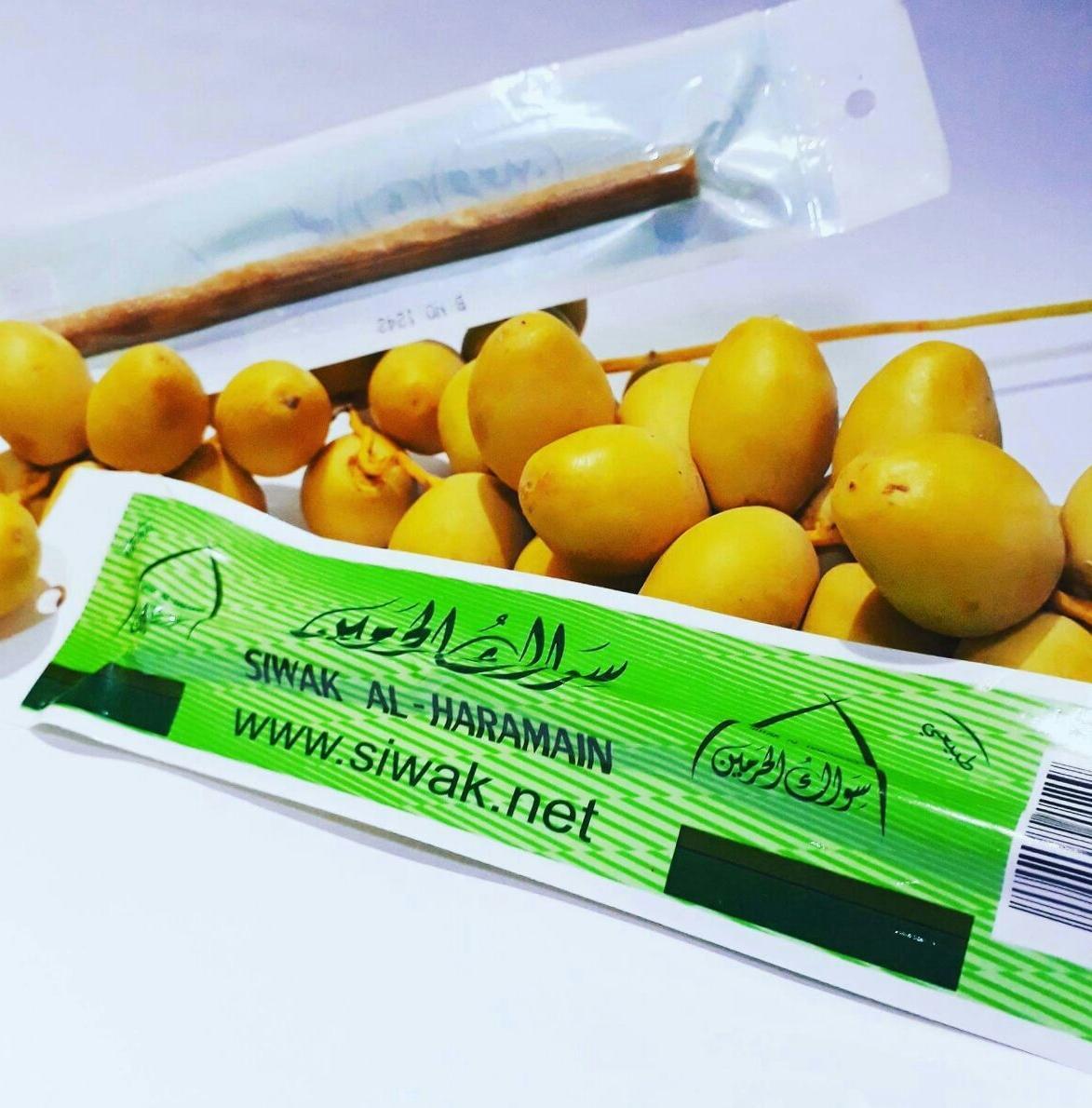 Jual Produk Siwak Online Terbaru Di Al Haramain With Holder Hamaramain Premium Miswak