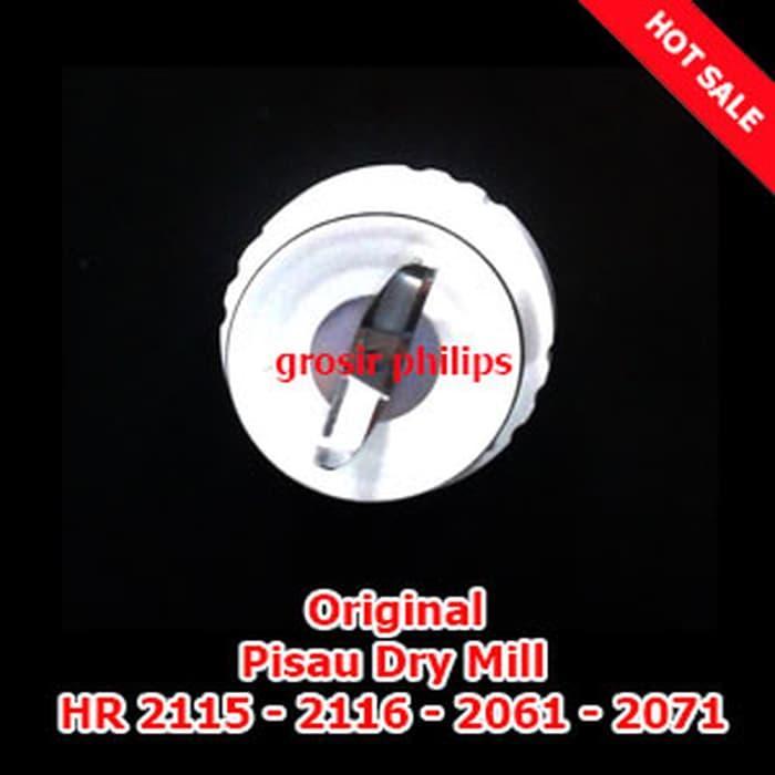 BEST SELLER!!! Pisau Bumbu Blender Philips HR 2115-2116-2061-2071 Asli - 3hxcbE