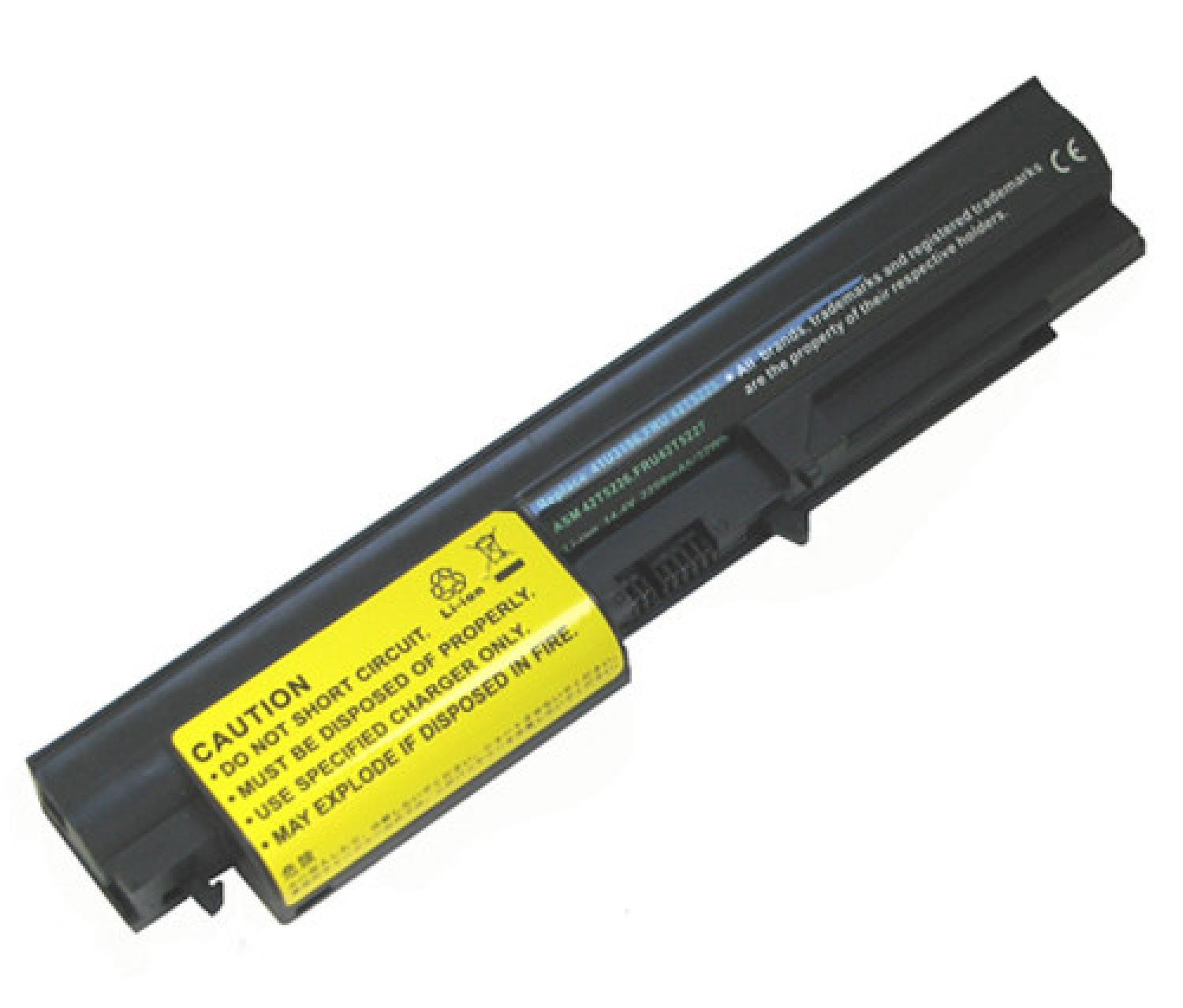 Original Battery/Batre/Baterai IBM Lenovo ThinkPad T61 R61 R400 14-inch Lithium-ion Termurah