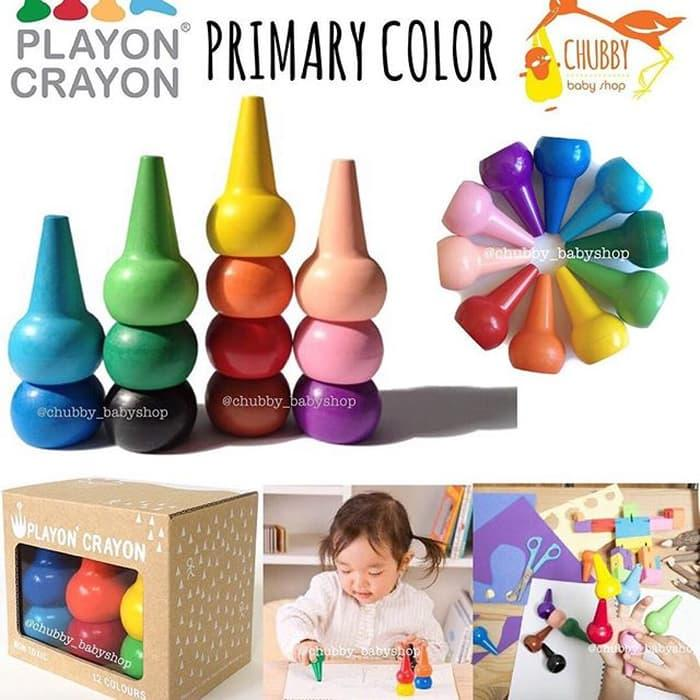 Playon Crayon - Primary Color - Primary