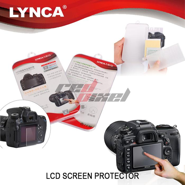 TEMPERED GLASS SCREEN PROTECTOR FOR CANON EOS 650D / 750D / 760D
