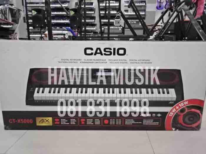 Portable Keyboard CASIO CTX5000 CTX 5000 Electone Casio CTX5000 ctx 5000