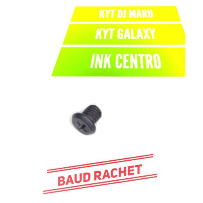 DISKON BAUT RACHET HELM INK CENTRO/KYT DJ MARU/KYT GALAXY/GIX/GMC/BMC/MDS/GM
