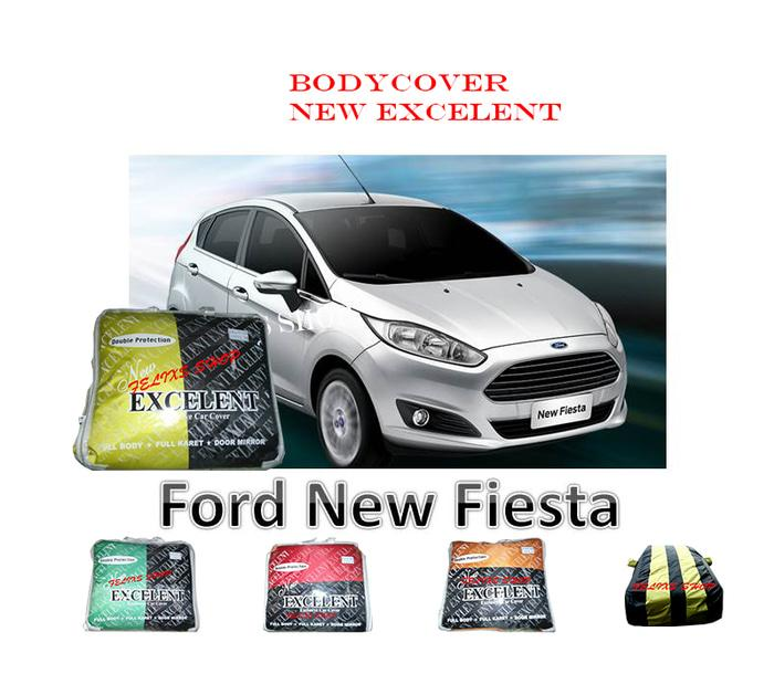Cover Mobil Ford Fiesta City Car