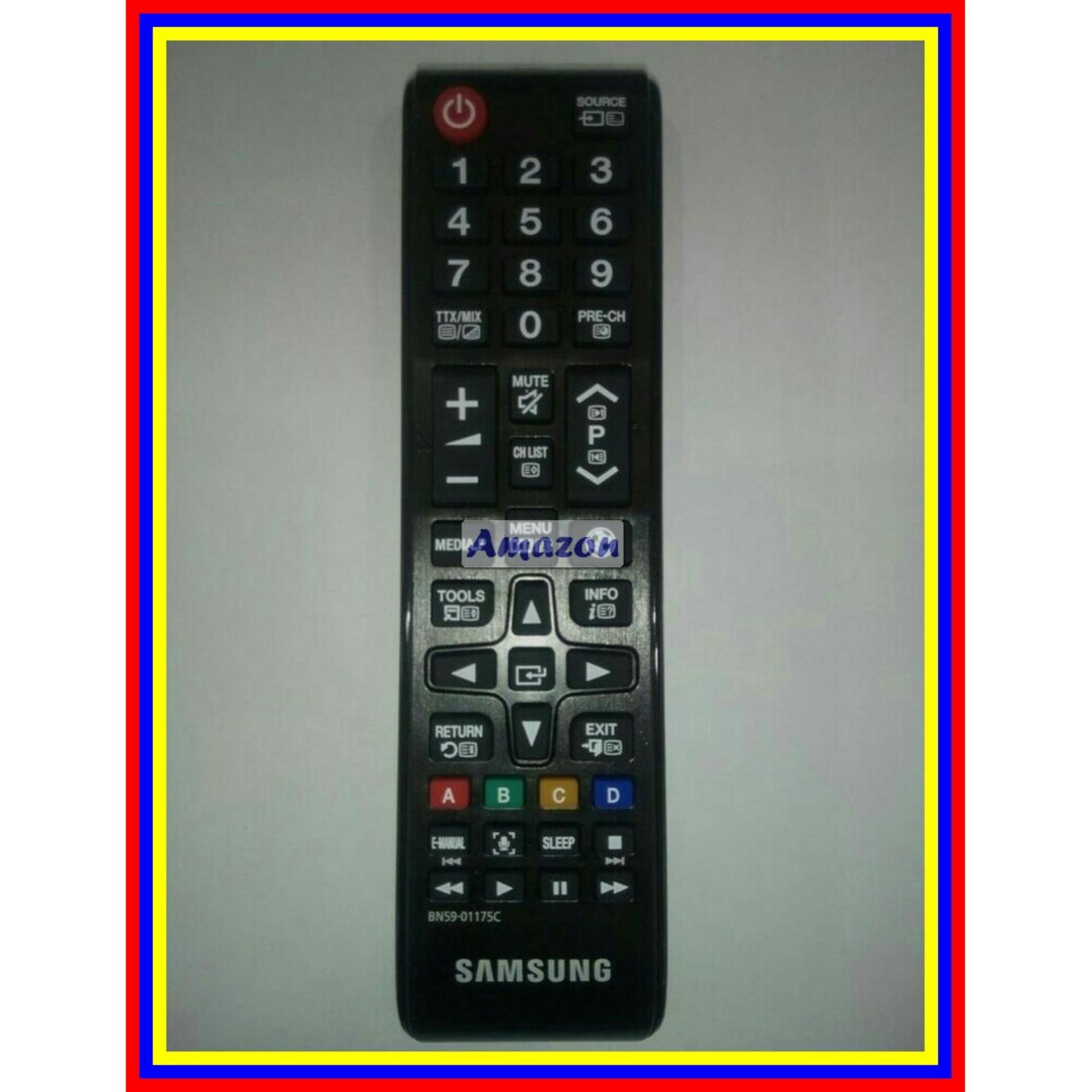 Remot Remote Tv Samsung Lcd Led Plasma Bn59 C Ori Original Asli