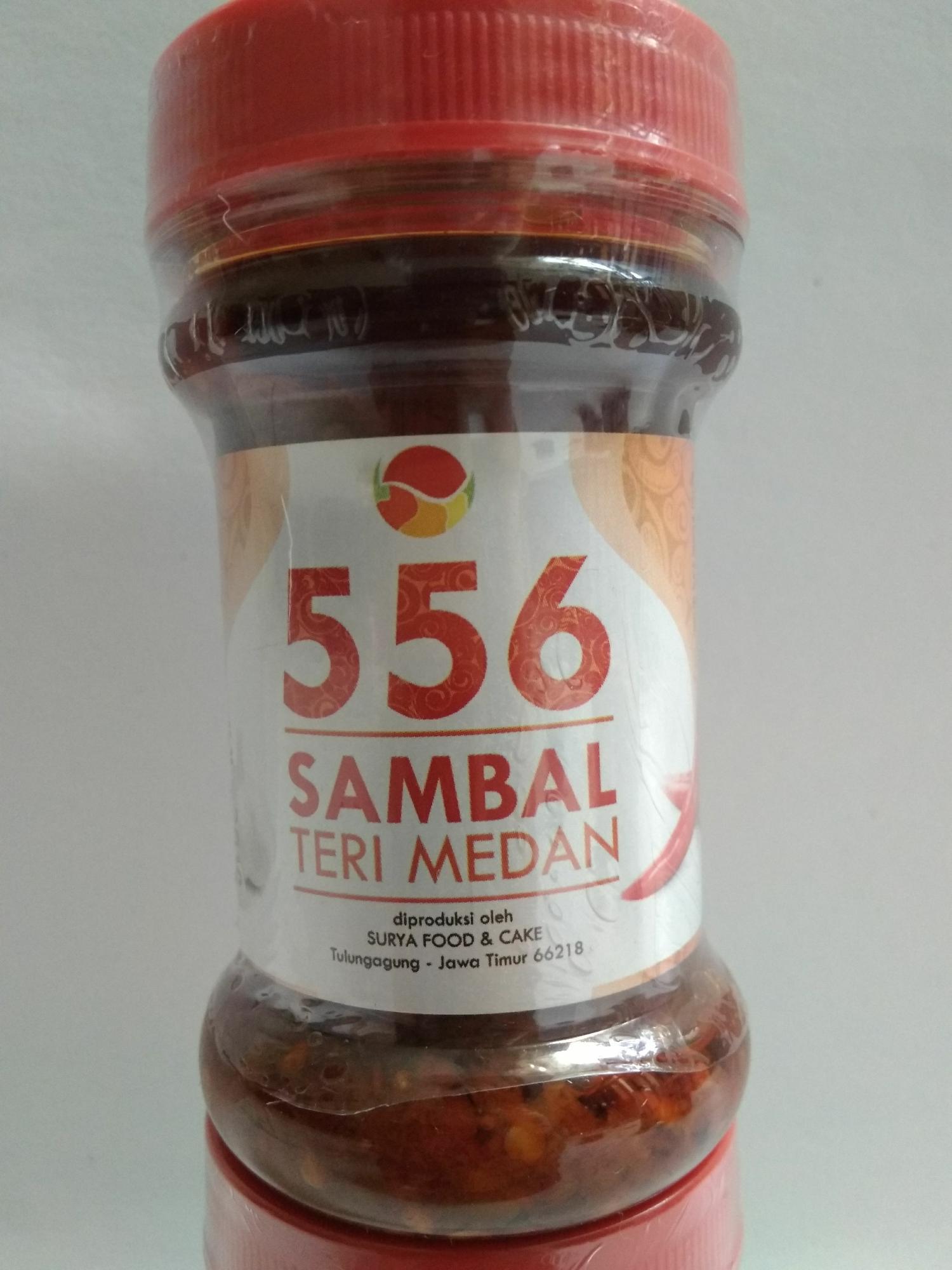 Sambal Teri Kacang By Rumah Giling 556