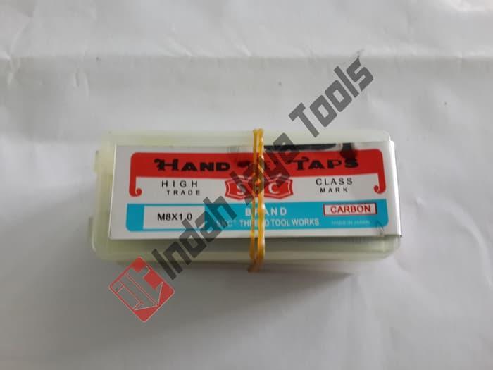 Hand Tap SKC M8 x 1.0 (3pcs)