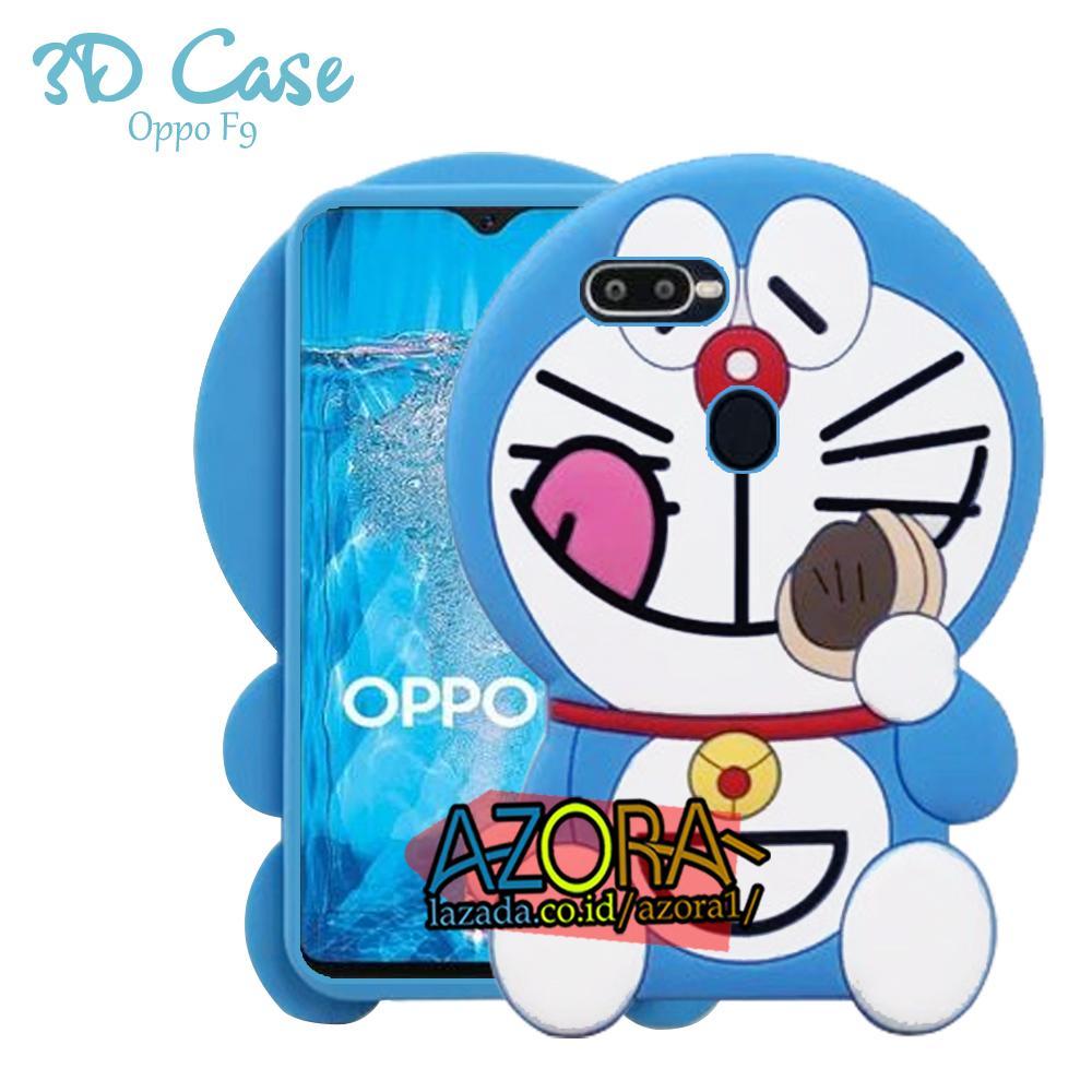 3D Case Oppo A83 Softcase 4D Karakter Boneka Hello Kitty Doraemon Lucu Character CartoonIDR26910. Rp