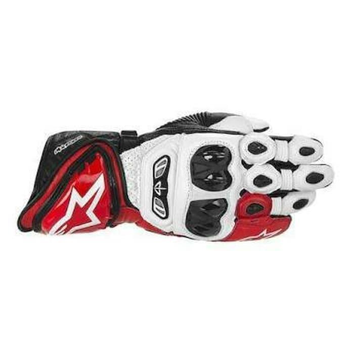 BEST SELLER!!! sarung tangan alpinestar gp tech new / glove alpinestar gp pro red - K7PqN8