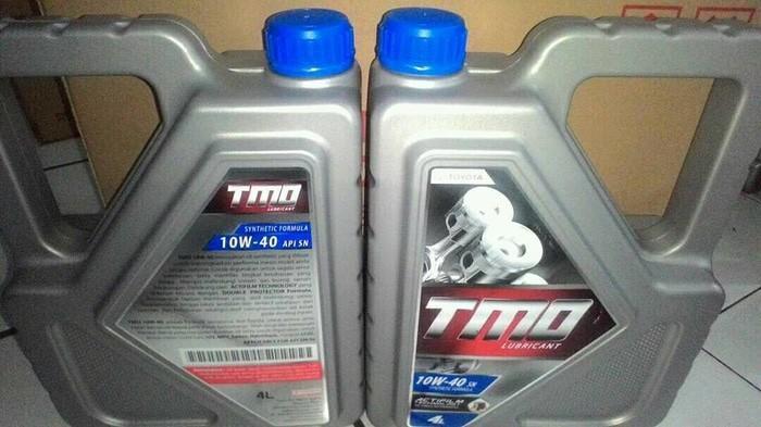 Olie Mobil Toyota TMO SAE 10w40 Kemasan Galon