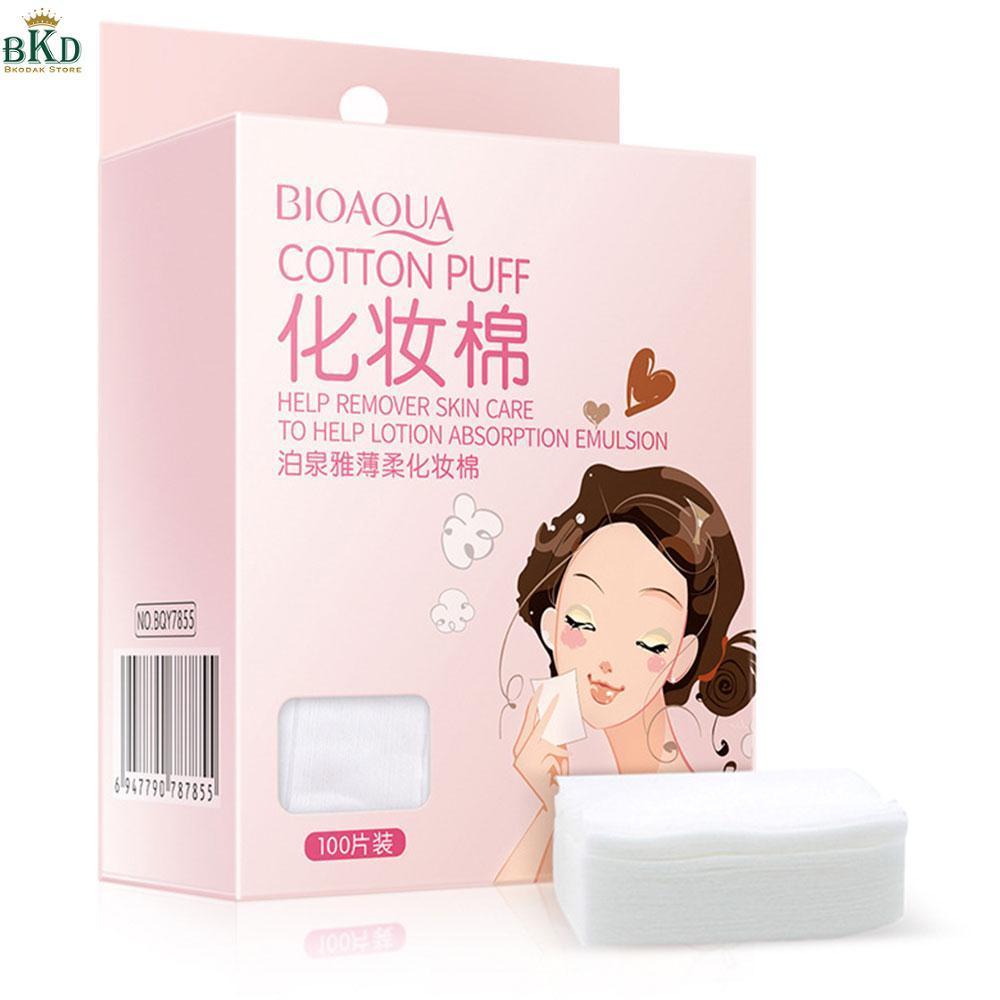 Jual Kapas Pembersih Wajah Murah Garansi Dan Berkualitas Id Store Selection Kecantikan 35g Rp 32400