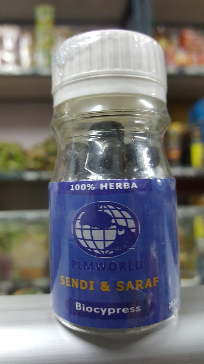 Buy Sell Cheapest Bio Cypres Sendi Best Quality Product Deals Biocypres Biocypress Mahoni Instant Plm World Original Kemasan Baru Cypress Obat Herbal Stroke
