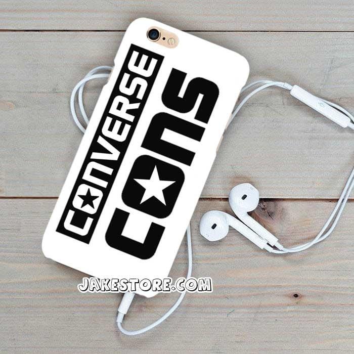 Case Samsung J7 Core Converse Cons Logo Hardcase