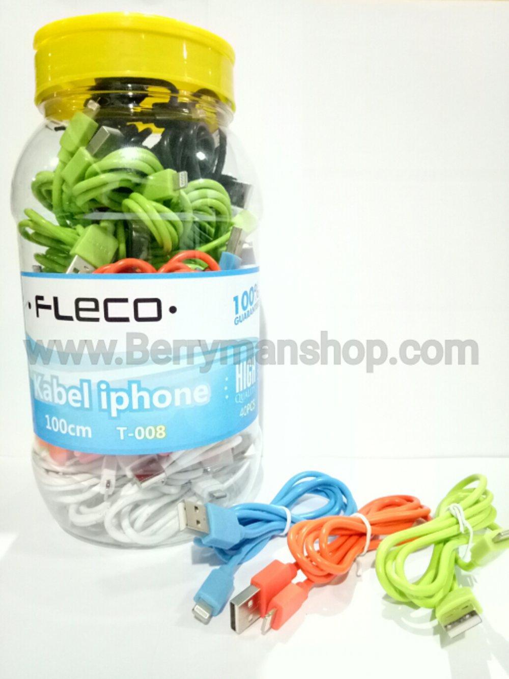Buy Sell Cheapest Fleco 3 5 Best Quality Product Deals Teko Listrik 15 Ltr Otomatis Lt Kabel Data Iphone 100cm Bulat
