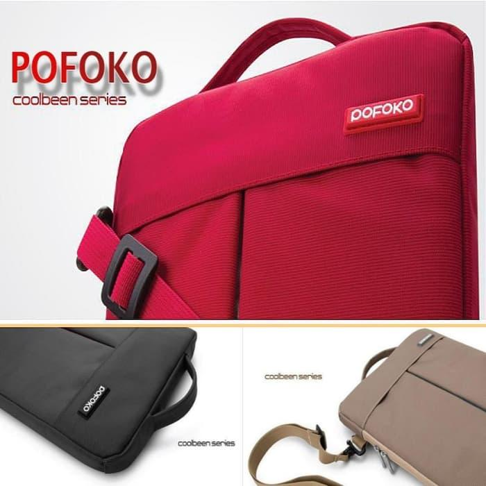 POFOKO WATERPROOF SLEEVE/ MESSENGER BAG FOR LAPTOP 11