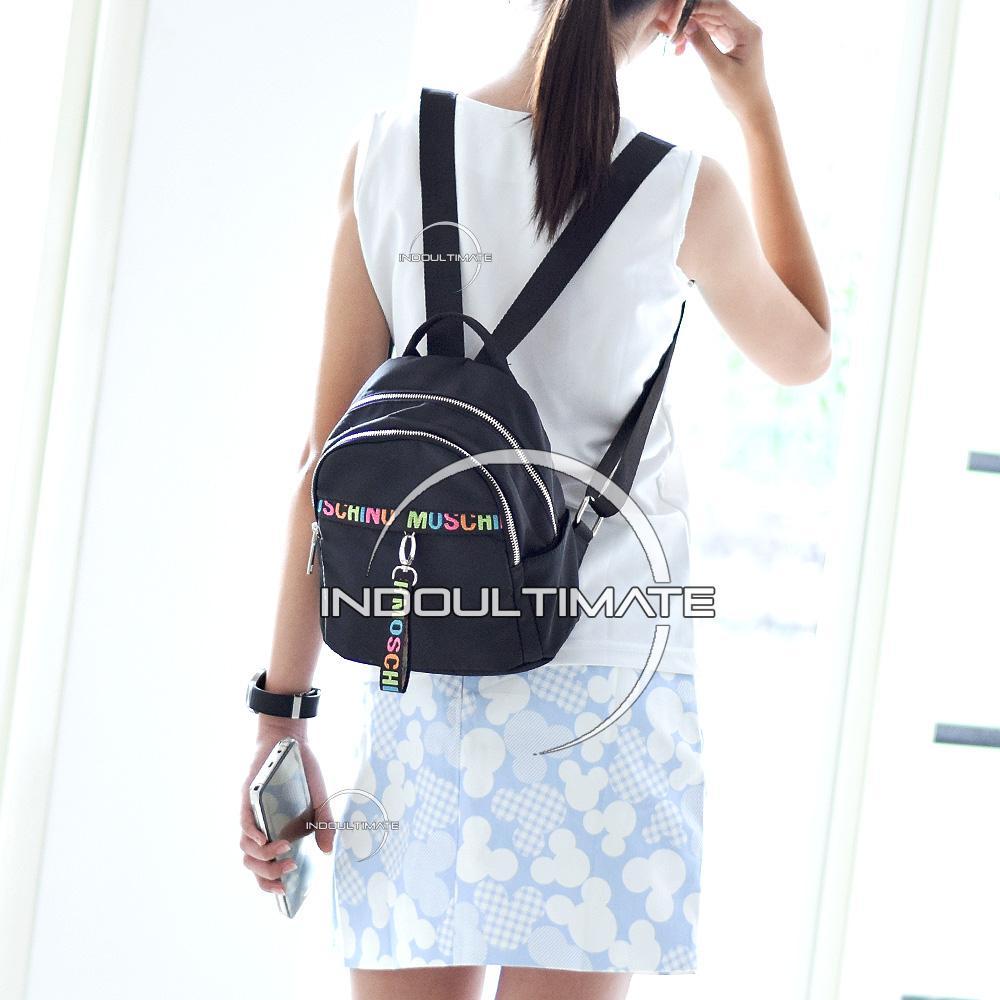 ULTIMATE Tas Ransel Wanita VN-968 / Tas Cewek Backpack Korea Import Batam Murah Branded Cantik
