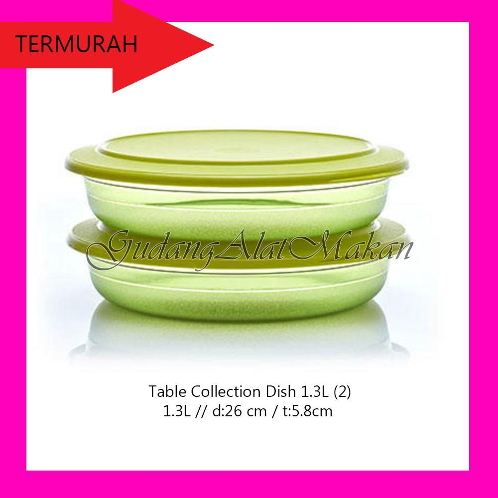 Tupperware Table Collection Dish 1.3L (2)