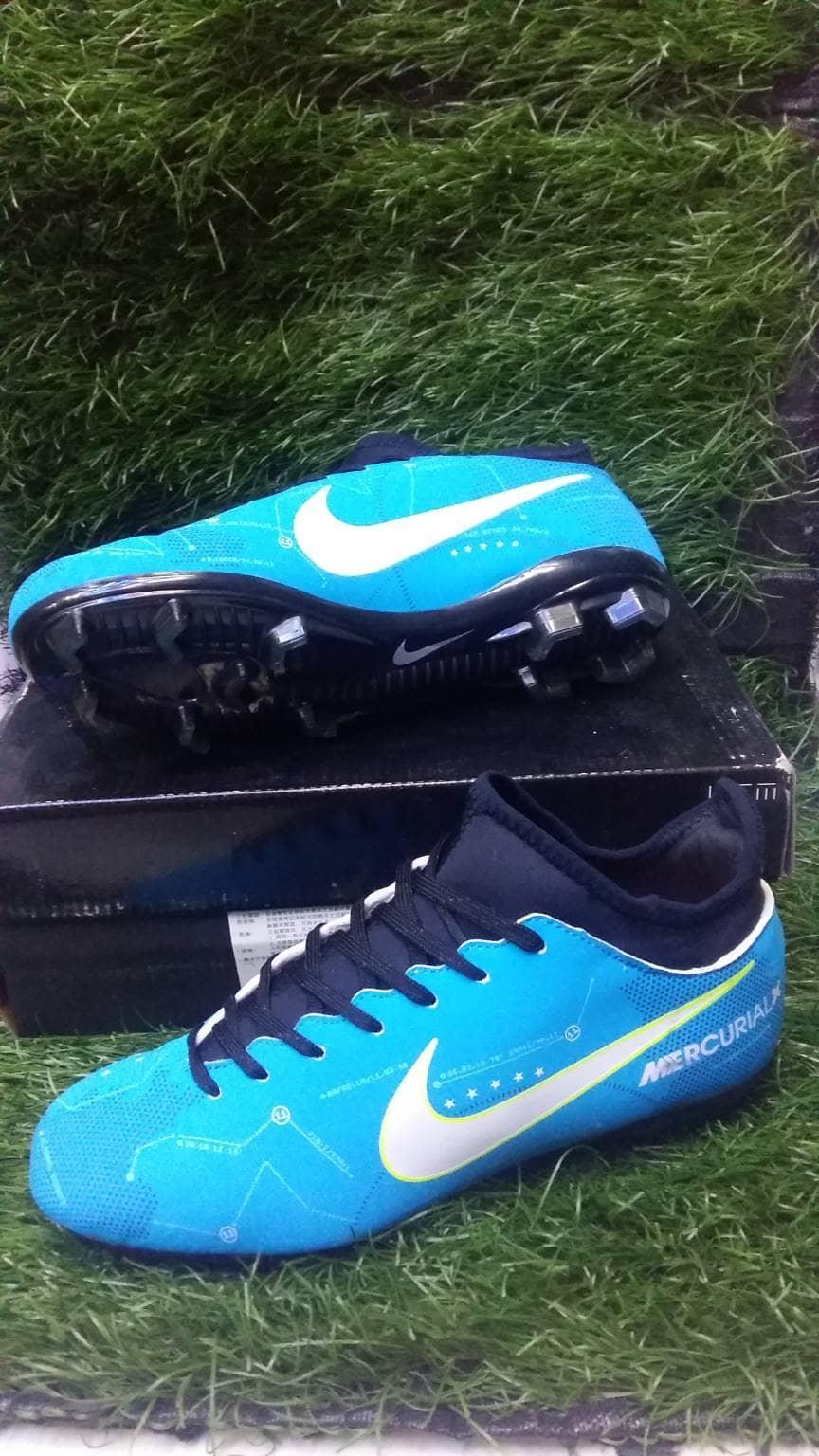 Sepatu Bola / soccer nike mercurial x neymar edition superfly